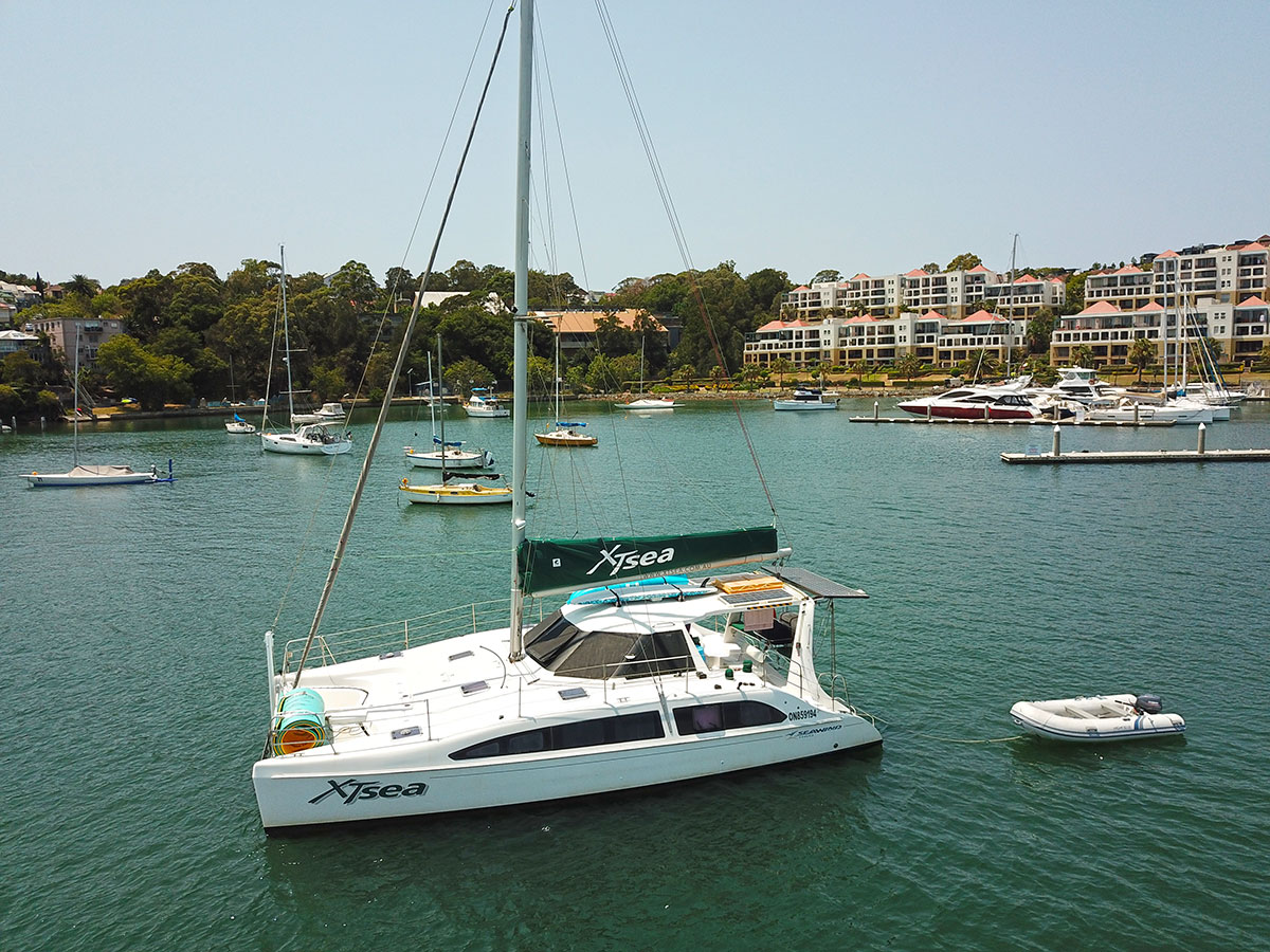 XTsea is Sydney's Best Value Catamaran Charter